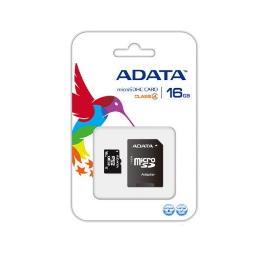 16GB SDMICRO+ADAP ADATA CL4