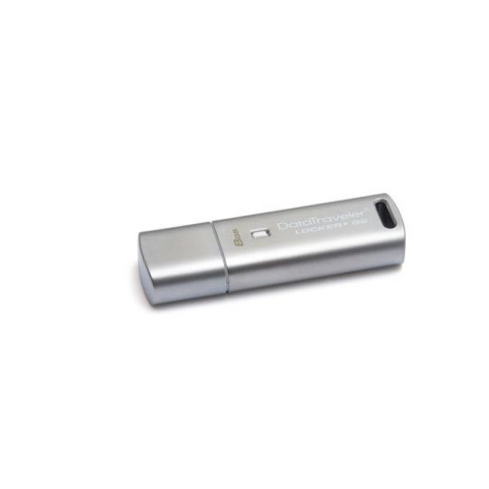 8GB USB DTLPG2 LOCKER KINGSTON