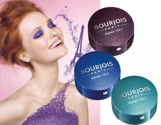 Bourjois LITTLE ROUND POT INTENSE единични сенки