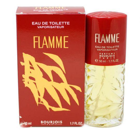 Bourjois ТОАЛЕТНА ВОДА FLAMME 50 ML