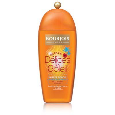 Bourjois DELICE DE SOLEIL душ-олио 250ml