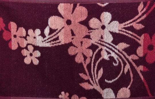 Хавлиена кърпа Корал Жакард 13 тъмен