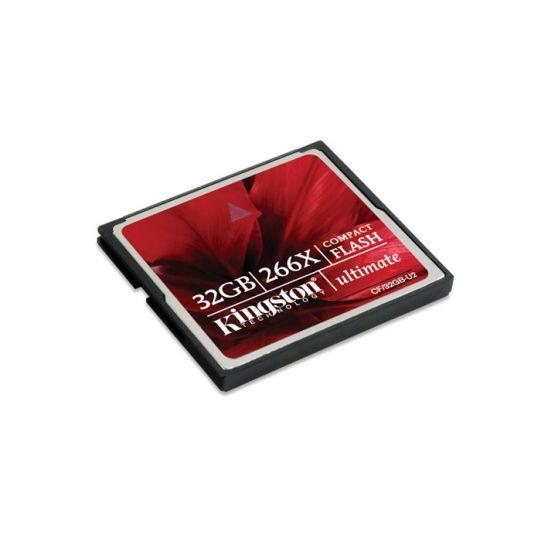 32GB CF CARD 266X KINGSTON ULT