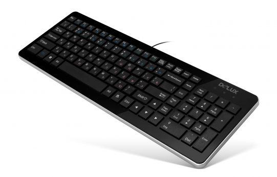 Клавиатура Delux DLK-1500U USB