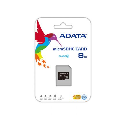 8GB SDMICRO ADATA CL4