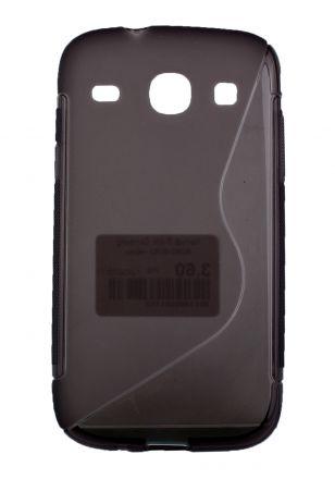 Калъф S-line Samsung i8260/i8262 черен