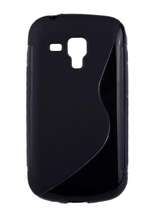 Калъф S-line Samsung s7580 черен