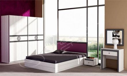 Спален комплект Космополитан 6