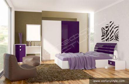 Спален комплект Космополитан 9