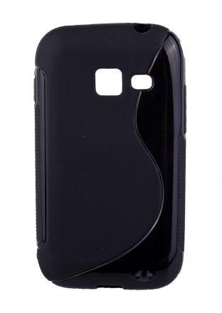 Калъф S-case Samsung S6802 Galaxy Ace Duos /черен