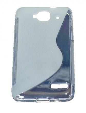 Калъф S-line Alcatel Idol mini OT-6012 бял