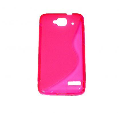 Калъф S-line Alcatel Idol mini OT-6012 розов