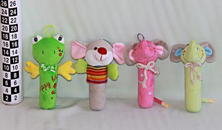 Амек Тойс-Бебешка плюшена играчка 50636