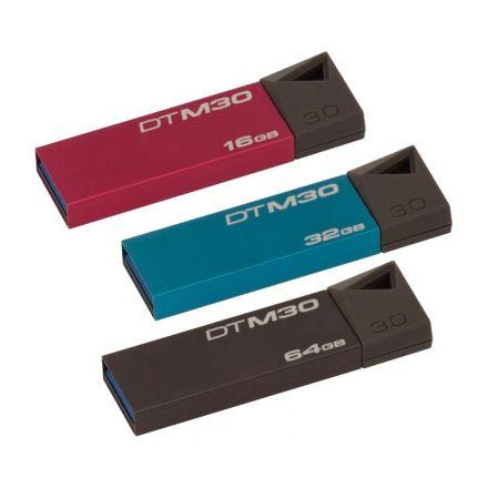 16GB USB3.0 DTM30 KINGSTON