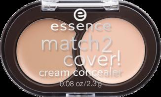 Essence match 2 cover крем коректор