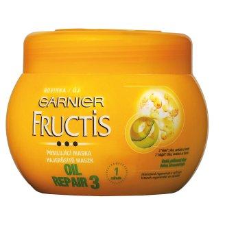 Garnier Fructis Repair&Shine маска за много суха, увредена коса 300ml