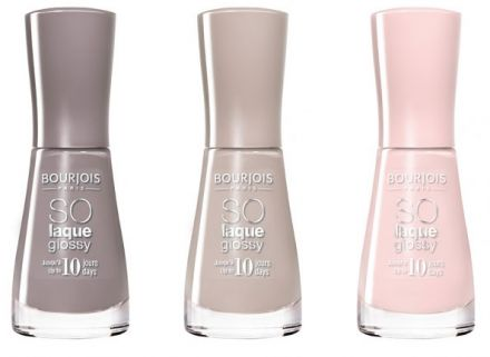 Bourjois SO LACQUE GLOSSY лак за нокти