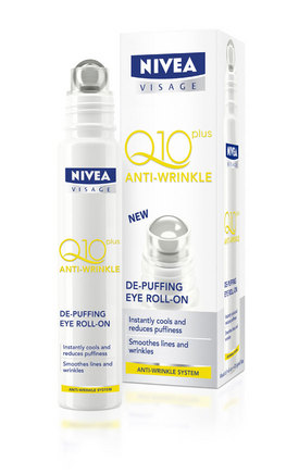 Nivea Q10 Plus Roll-on околоочен рол-он против бръчки 10ml