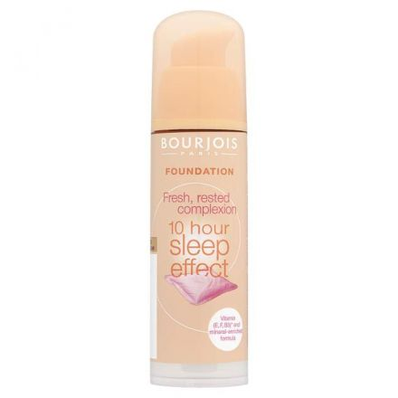 Bourjois ФОН ДЬО ТЕН 10 HOURS SLEEP EFFECT No 72 (30ml)