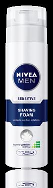 Nivea for Men Sensitive пяна за бръснене 200ml