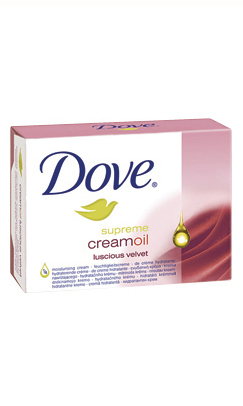 Dove Cream Oil Luscious Velvet крем сапун
