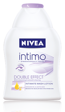 Nivea Intimo Double Effect лосион за интимна хигиена 250ml