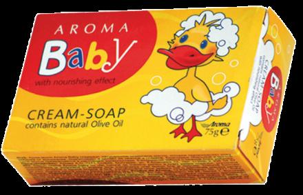 Aroma Baby-Крем-сапун 75g
