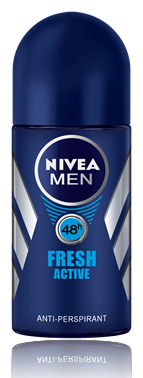 Nivea for Men Fresh Active рол-он 50ml