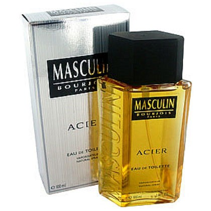 Masculin ACIER EDT FOR 100ml