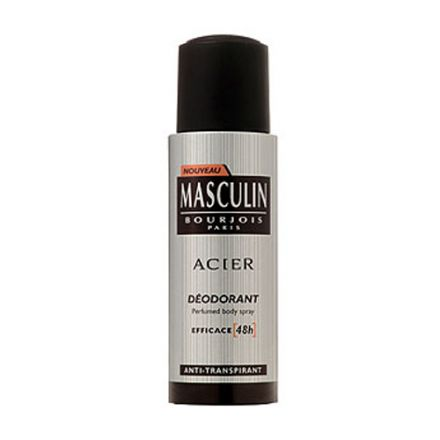 Masculin ACIER дезодорант за мъже 200ml