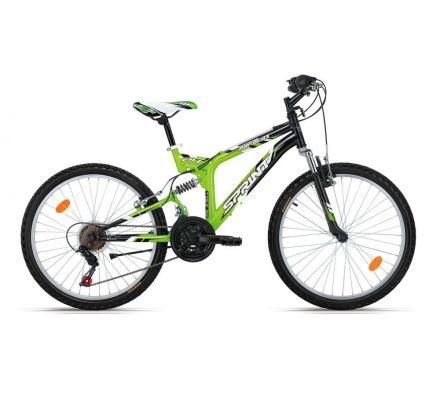 """Велосипед 26"""" Sprint Parallax Eco White/Green"""