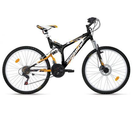 "Велосипед 26"" Sprint Parallax CH Black/Mango"