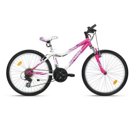 "Велосипед 24"" Sprint Verso Eco White/Fushia"