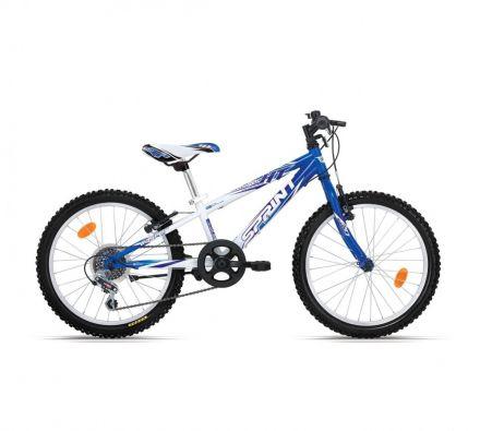 "Велосипед 24"" Sprint Casper FS Blue/White"