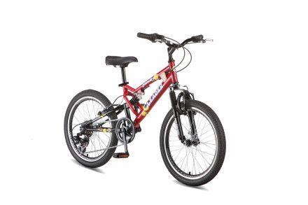 """Велосипед LEADER 20"""" MTB Jumbo TZ-50 6 скорости"""