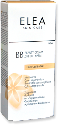 Elea Skin Care BB дневен крем / светъл тон 40ml