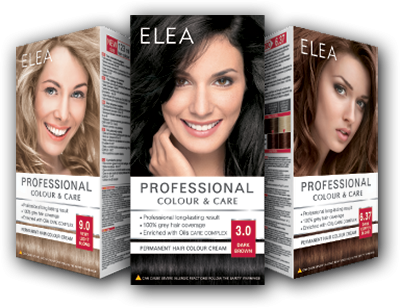Elea Professional Colour & Care боя за коса