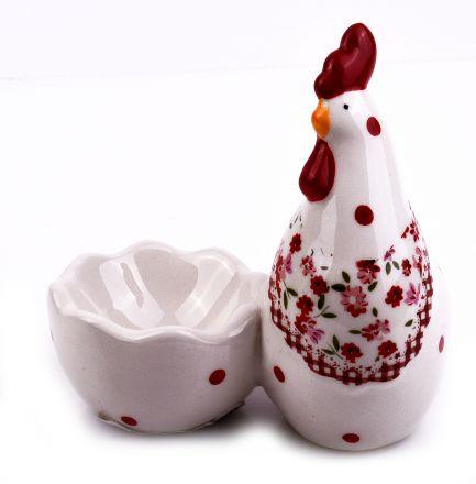 Великденска поставка за яйце Кокошка 1-ца