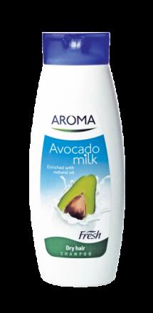 Aroma Fresh шампоан за суха коса 400ml