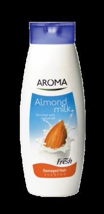 Aroma Fresh шампоан за увредена коса 400ml