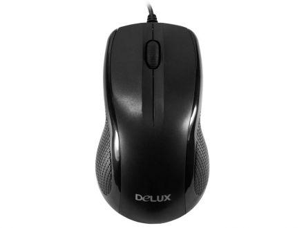 Мишка Delux DLM-388BU USB