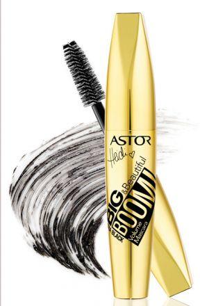 Astor B&B Boom ULTRA BLACK спирала за очи наситено черна