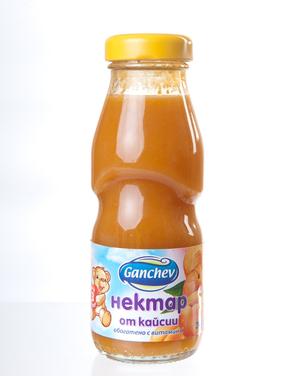 Ganchev-Нектар от Кайсии  200ml, 3+