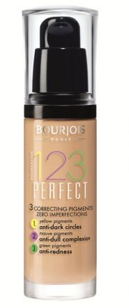 Bourjois ФОН ДЬО ТЕН PERFECT HARMONIE 1,2,3 No 52 (30ml)