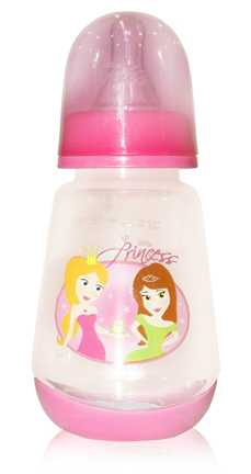 Bertoni Little Princess-Шише за хранене 150ml ,0+