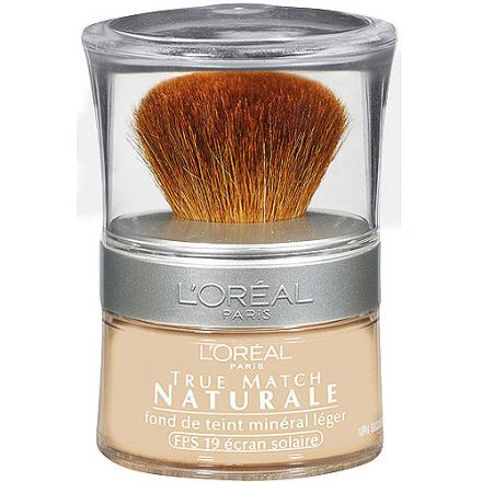 Loreal TRUE MATCH MINERALS пудра