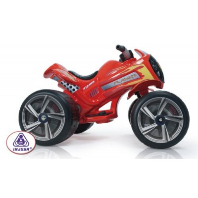 Moni-Акумулаторно бъги Injusa Quad Flames 728