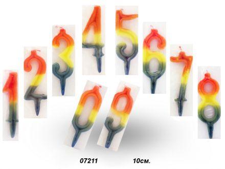 Свещ ЧРД-Кеми ,10см