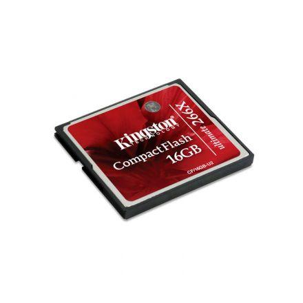16GB CF CARD 266X KINGSTON