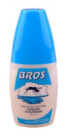 Bros- Лосион против комари и кърлежи-50ml